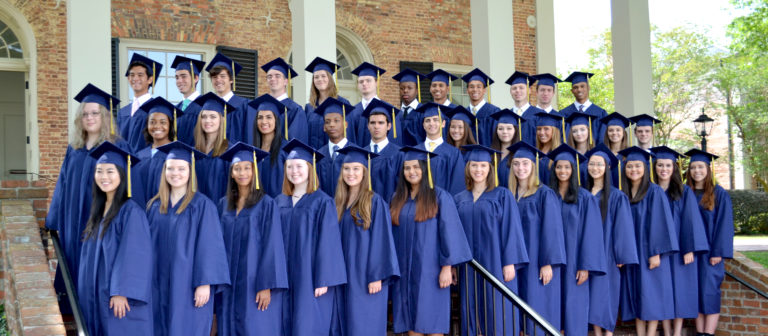 The Fayetteville Academy Class of 2017