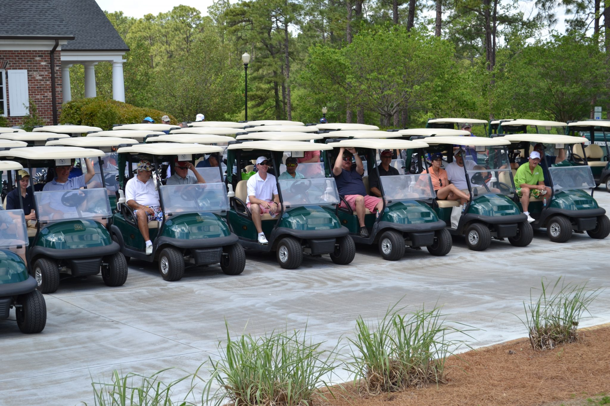 Fayetteville Academy Golf Cup – Postponed