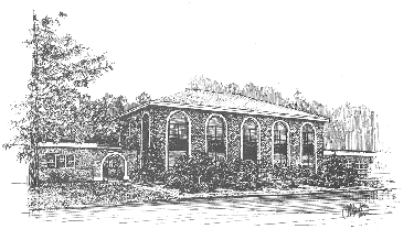Fayetteville Academy Original Building