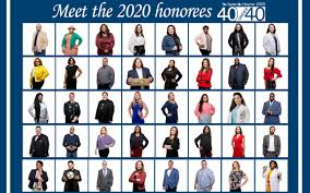 FA Alumni Selected for 40 Under 40 Honors