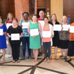 Years of Service Milestones - Faculty Group Photo