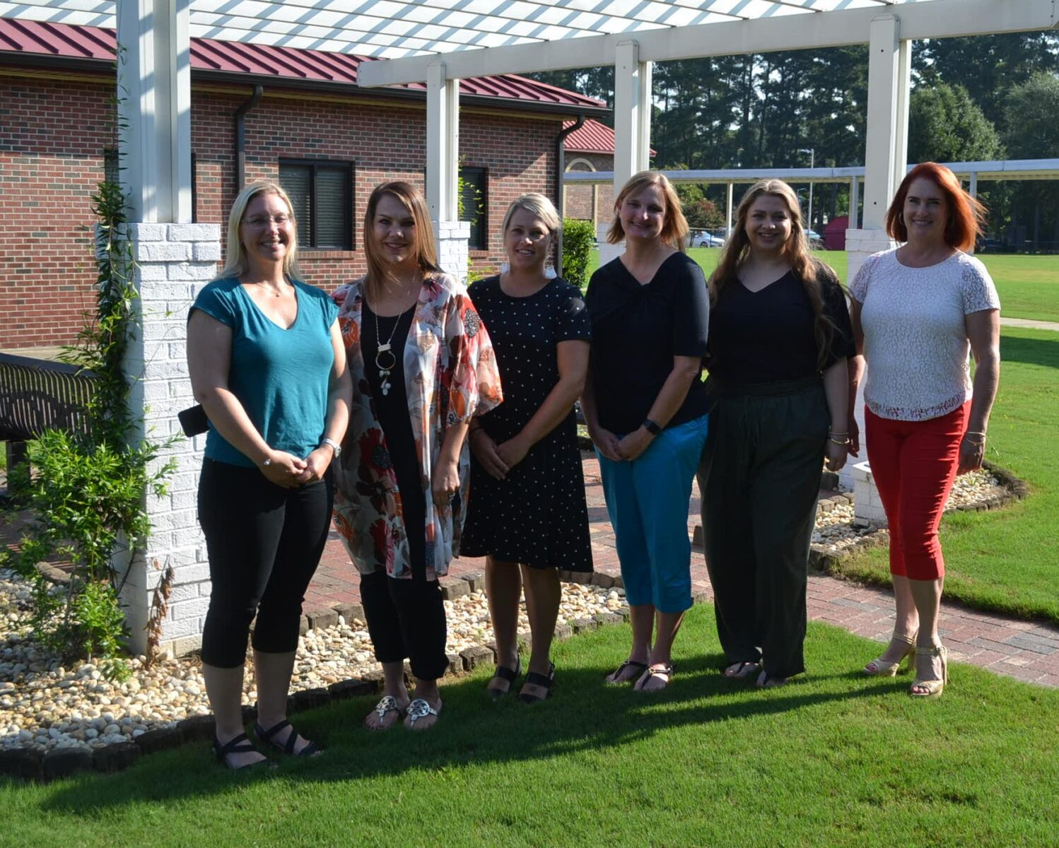 Welcome to our new Faculty and Staff
